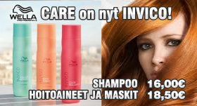 Wella Care on nyt Invico
