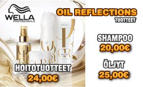 Wella Oil Reflections - tuotteet